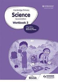 bokomslag Cambridge Primary Science Workbook 3 Second Edition
