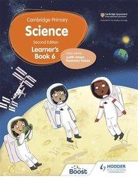 bokomslag Cambridge Primary Science Learner's Book 6 Second Edition