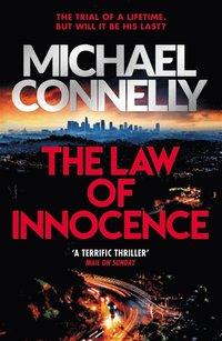 bokomslag The Law of Innocence