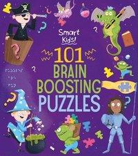bokomslag Smart Kids! 101 Brain Boosting Puzzles