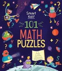 bokomslag Smart Kids! 101 Math Puzzles