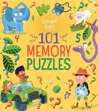bokomslag Smart Kids! 101 Memory Puzzles