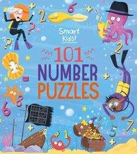 bokomslag Smart Kids! 101 Number Puzzles