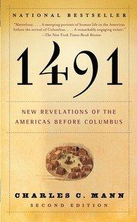 bokomslag 1491: New Revelations of the Americas Before Columbus