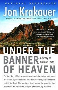 bokomslag Under the Banner of Heaven