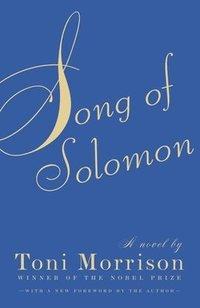 bokomslag Song Of Solomon