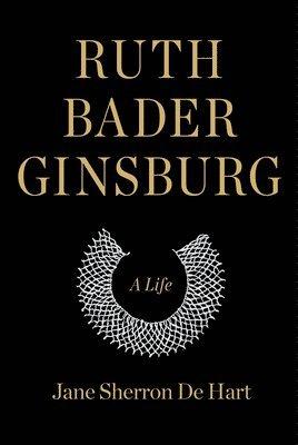 bokomslag Ruth Bader Ginsburg