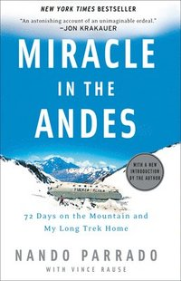 bokomslag Miracle In The Andes