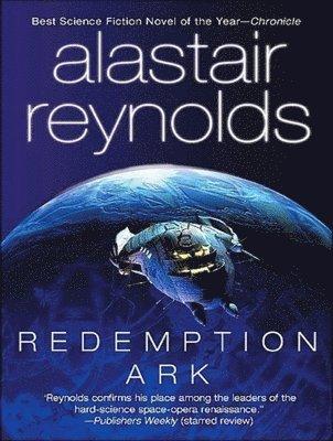 bokomslag Redemption Ark