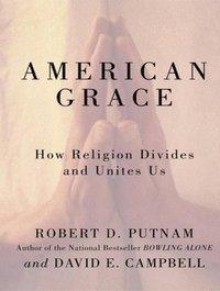 bokomslag American Grace