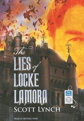 bokomslag The Lies of Locke Lamora