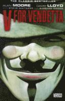 bokomslag V For Vendetta New Edition