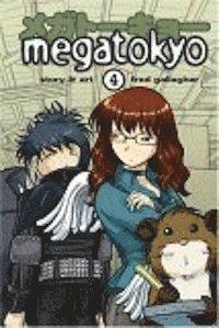 bokomslag Megatokyo, Volume 4