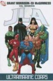 bokomslag JLA: Ultramarine Corps