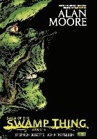 bokomslag Saga Of The Swamp Thing Book One