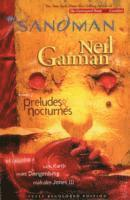 bokomslag Sandman TP Vol 01 Preludes & Nocturnes New Ed