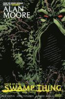 bokomslag Saga of the swamp thing book 5 tp