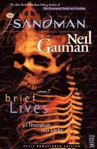 Sandman 7: Brief Lives