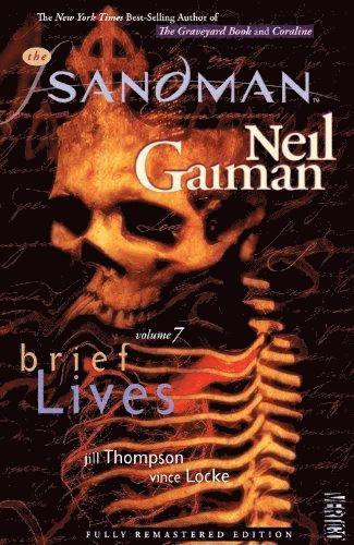 bokomslag Sandman 7: Brief Lives