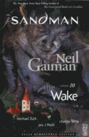 bokomslag Sandman 10: Wake