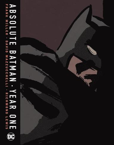 bokomslag Absolute Batman Year One
