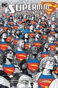 bokomslag Superman American Alien