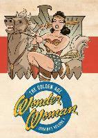 bokomslag Wonder Woman The Golden Age Omnibus Vol. 1