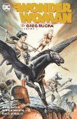 bokomslag Wonder woman by greg rucka tp vol 2