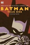 bokomslag Batman Year One Deluxe Edition