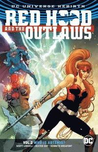 bokomslag Red hood and the outlaws vol. 2 (rebirth)