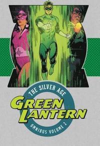 bokomslag Green Lantern: The Silver Age Omnibus Vol. 2