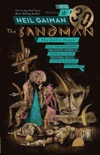 bokomslag The Sandman Volume 2