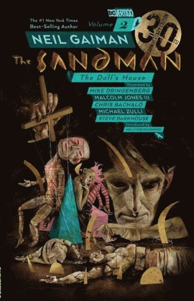 bokomslag Sandman Vol. 2: The Doll's House 30th Anniversary Edition