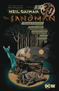 bokomslag The Sandman Volume 3