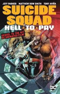 bokomslag Suicide Squad: Hell to Pay
