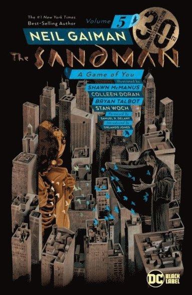 bokomslag Sandman Vol. 5: A Game of You 30th Anniversary Edition