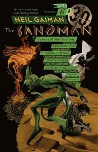 bokomslag Sandman Vol. 6: Fables and Reflections 30th Anniversary Edition