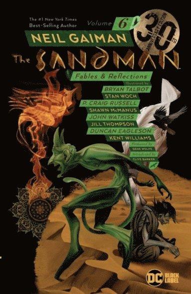 bokomslag Sandman Vol. 6: Fables and Reflections 30th Anniversary Edition