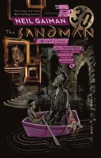 bokomslag Sandman Vol. 7: Brief Lives 30th Anniversary Edition