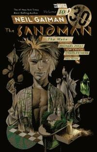 bokomslag Sandman Vol. 10: The Wake 30th Anniversary Edition