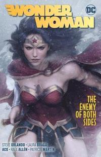 bokomslag Wonder Woman Volume 9: The Enemy of Both Sides