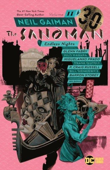 bokomslag Sandman Vol. 11: Endless Nights 30th Anniversary Edition