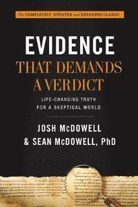 bokomslag Evidence That Demands a Verdict