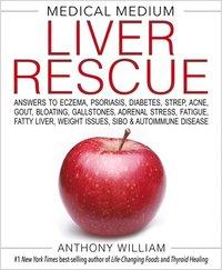 bokomslag Medical Medium Liver Rescue