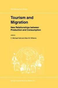 bokomslag Tourism and Migration