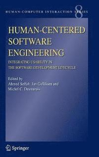 bokomslag Human-Centered Software Engineering - Integrating Usability in the Software Development Lifecycle