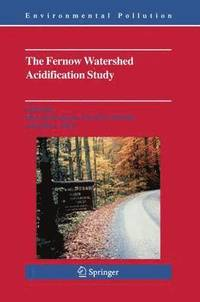 bokomslag The Fernow Watershed Acidification Study