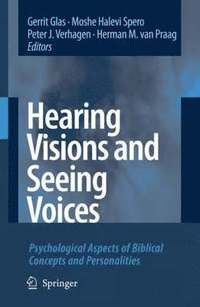 bokomslag Hearing Visions and Seeing Voices