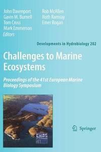 bokomslag Challenges to Marine Ecosystems