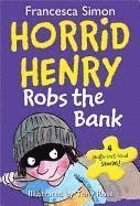 bokomslag Horrid Henry Robs the Bank